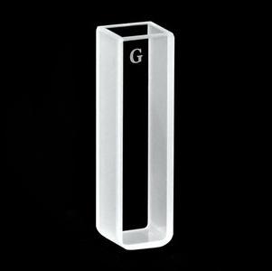 optical glass cuvette
