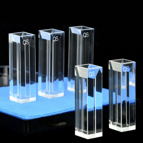semi micro fluoroscence cuvtte